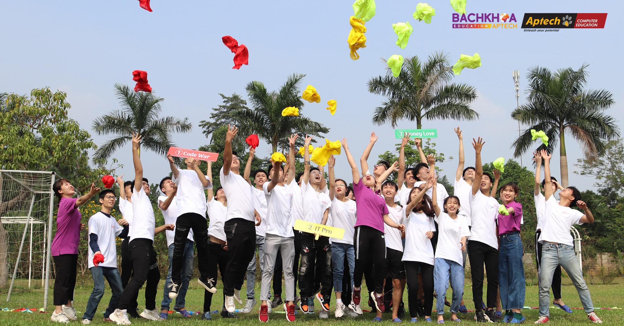 5 lý do giúp Bachkhoa-Aptech trở thành ngôi trường đáng học nhất