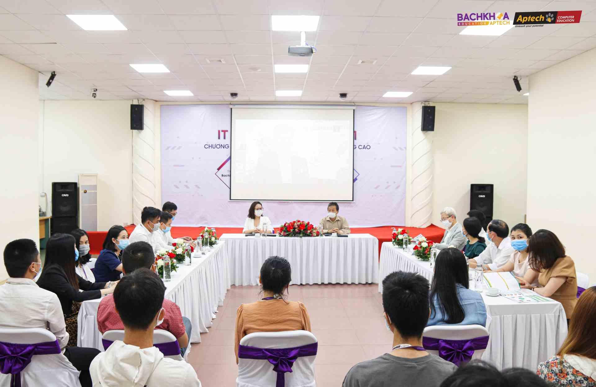 Bachkhoa-Aptech và Đại học Quốc tế Bắc Hà bắt tay hợp tác