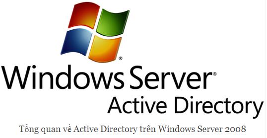 Tổng quan về Active Directory trên Windows Server 2008 ( Phần 3 )