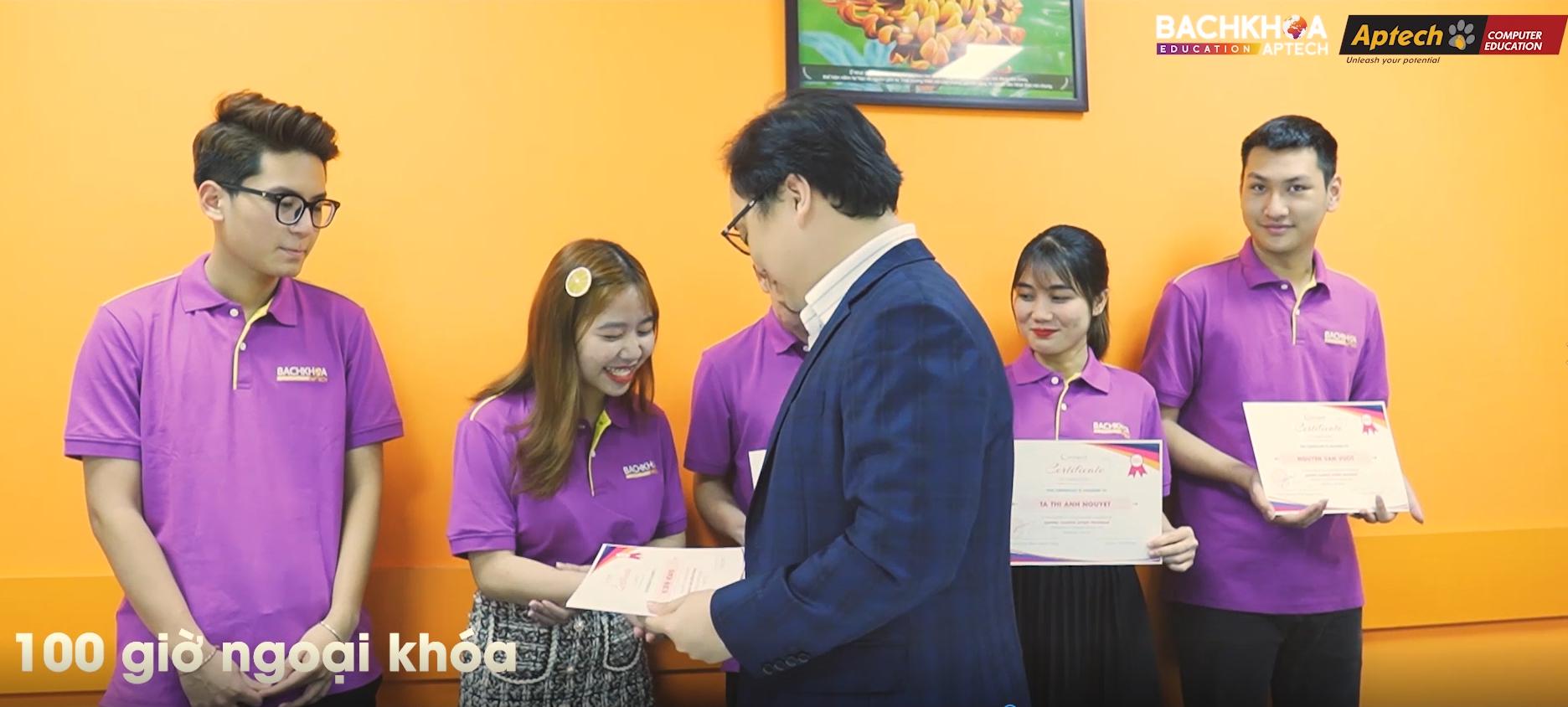 [VIDEO] Đào tạo cùng OMINEXT - 2,5 năm Học cùng nhà tuyển dụng